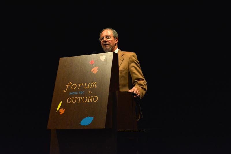 Pedro Guedes de Oliveira no Fórum do Outono de 2015.